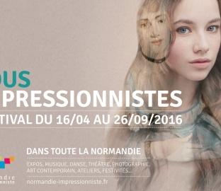 Tous Impressionnistes - Le Festival Normandie Impressionniste