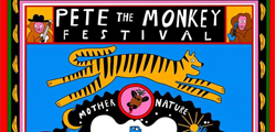 Le site officiel de Pete the Monkey Festival