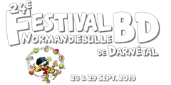 Site officiel Festival de la BD