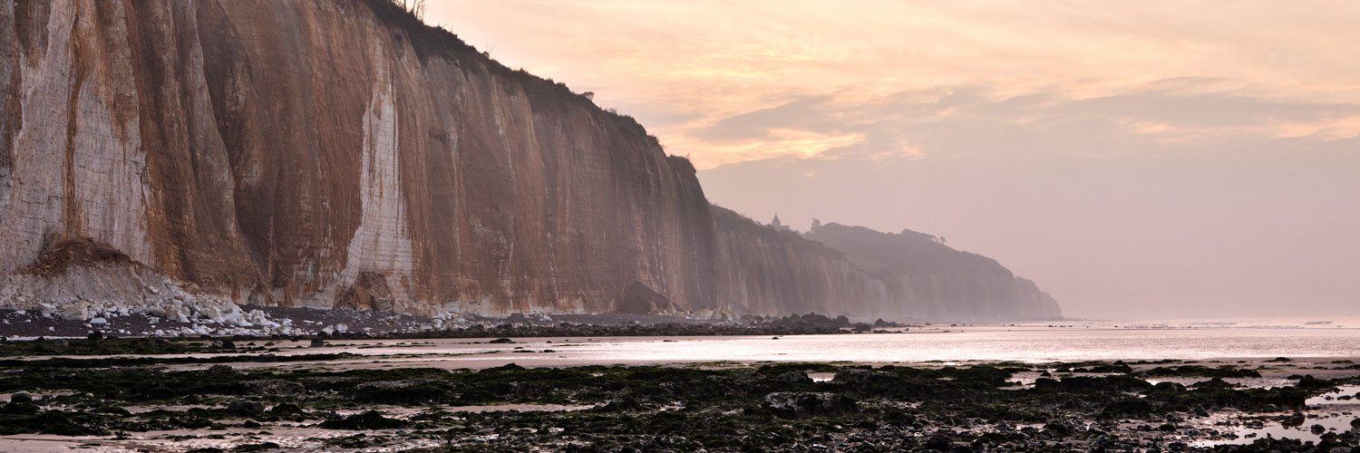 Alabaster coast : amazing landscapes !