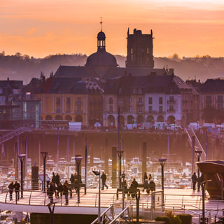 10 lieux incontournables seine maritime tourisme 76 - Dieppe office du tourisme ...