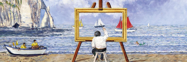 La normandie berceau de l 39 impressionnisme seine maritime tourisme 76 - Office du tourisme seine maritime ...