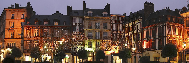 Rouen Seine Maritime Tourisme 76