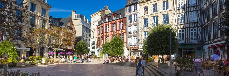 Rouen seine maritime tourisme 76 for Piscine a rouen